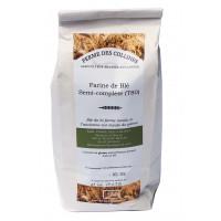 farine de blé semi complete