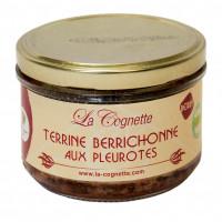 Terrine berrichonne aux pleurotes