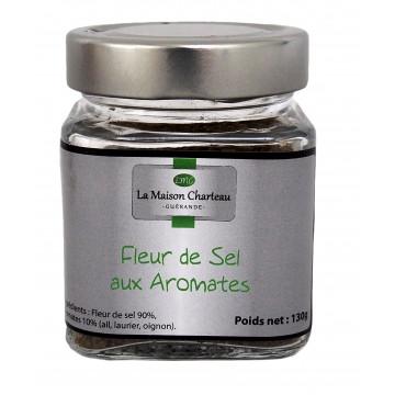 Fleur de sel aux aromates