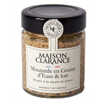 Moutarde en grains