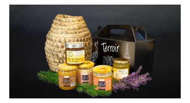 colis plaisir de miels