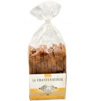 Biscottes artisanales briochées