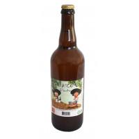Bière blanche La Mascotte