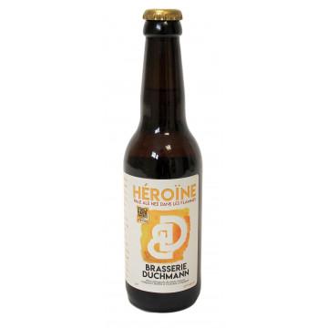 Bière blonde l'héroïne