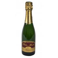 Champagne brut demie bouteille